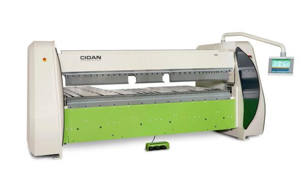Göteneds PRO kantvikmaskin - CIDAN Machinery