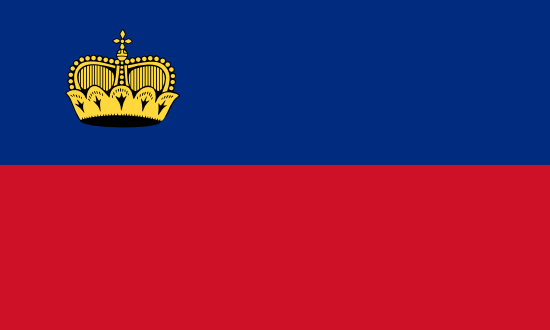 Lichtenstein flag