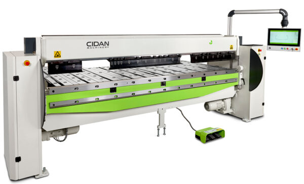 CIDAN FS/FX folding machines