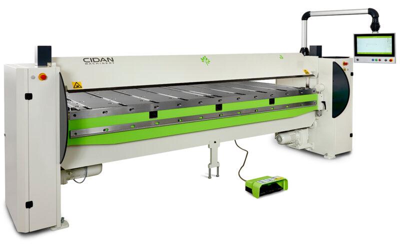 CIDAN F folding machine