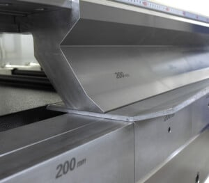 hardened tooling option - sheet metal folder - CIDAN Machinery Americas