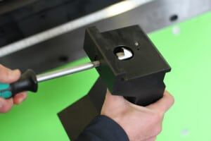 quick tool change - sheet metal folder - CIDAN Machinery Americas