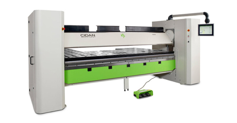 CIDAN FORMA folding machine