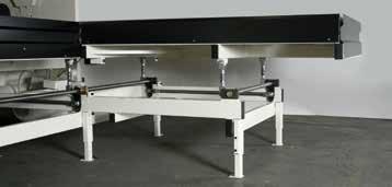 height adjustable back gauge - CIDAN Machinery Americas