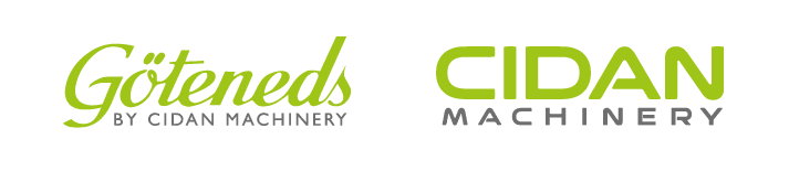 Goteneds CIDAN Machinery Logos - CIDAN Machinery Americas