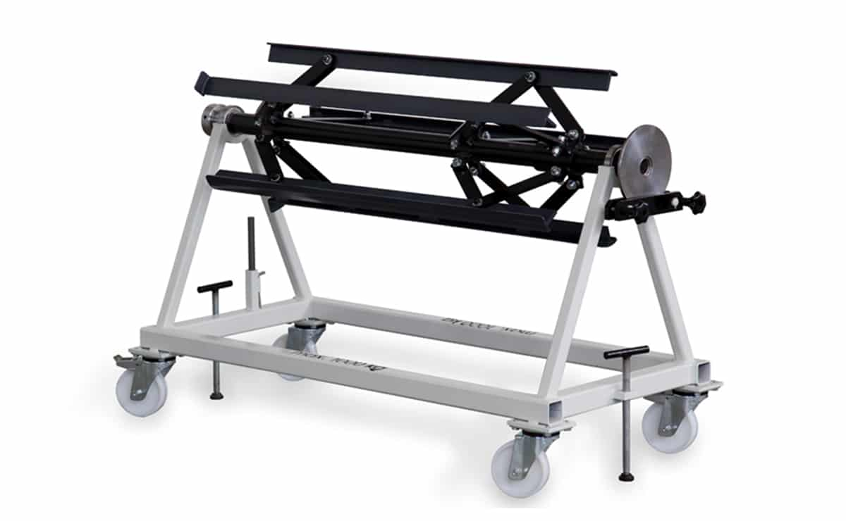 Manual Decoiler 5000 kg