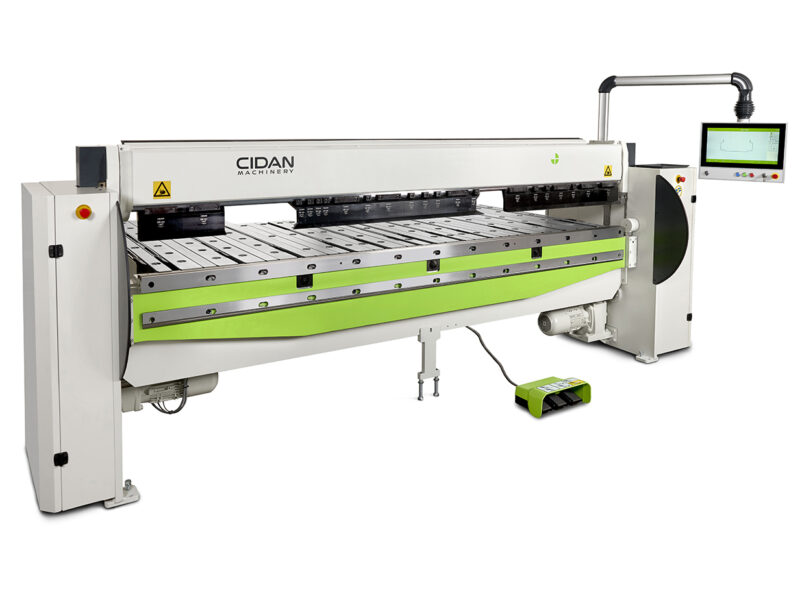 CIDAN FX PLUS folding machine