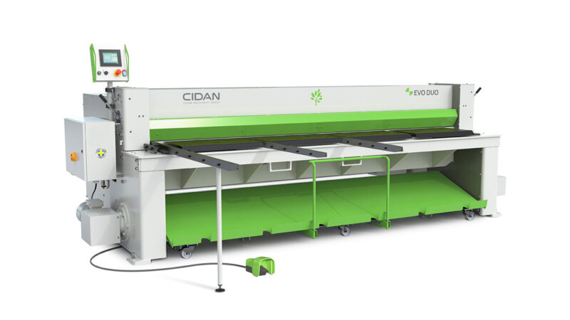 CIDAN EVO DUO metal shear