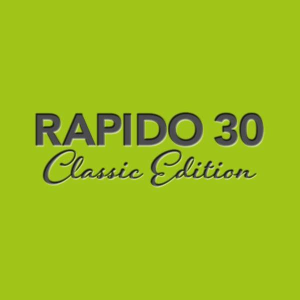 RAPIDO 30 Classic Edition S