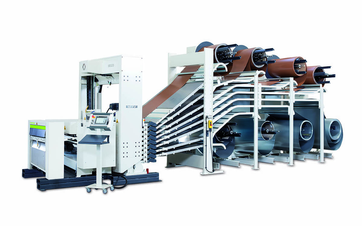 CIDAN Machinery Metal Coil Handling and Slit & Cut to length Lines