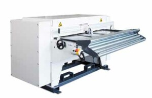 Forstner Coil Processing Straightener With 6 Rollers