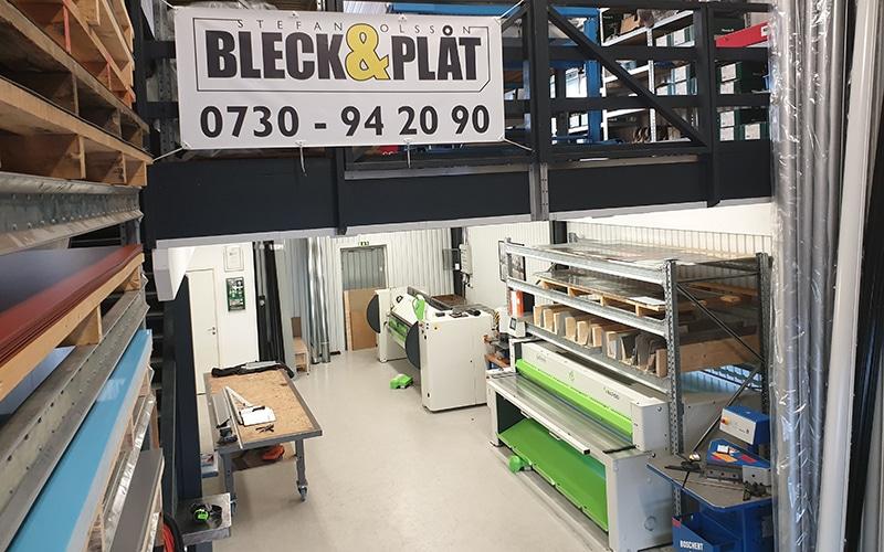 Stefans Bleck & Plåt