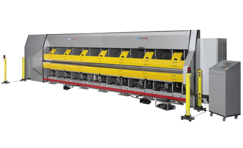 Thalmann TC Double Metal Folder Machine