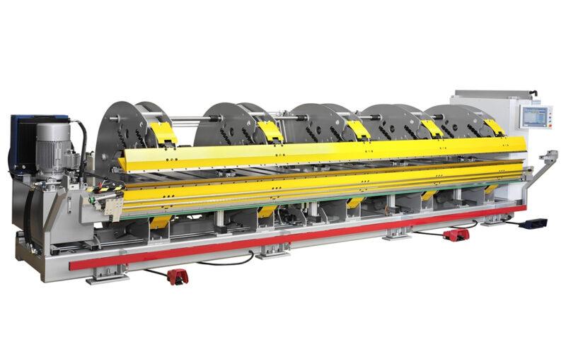 Thalmann TD Double Metal Folder Machine
