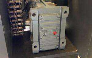 cidan rullformning elektrisk drivning