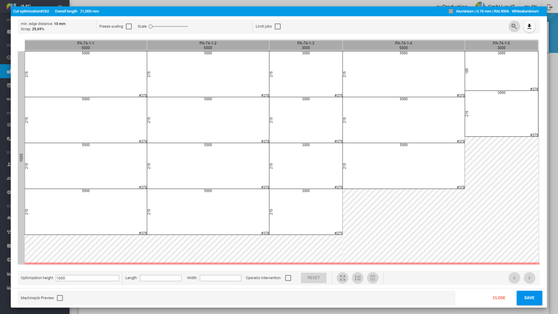 Print screen 4 - nuProduction